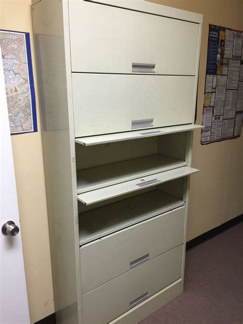 6 Drawer File Cabinet by Holga By Hon 6 Drawer Lateral File Cabinet For Sale In La