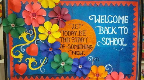 school bulletin board ideas  creative