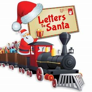 Letters to santa at ohio railway museum for Cheap letters from santa claus