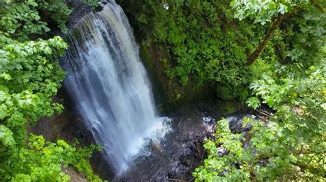 victor falls bonney lake wa dji mavic pro youtube