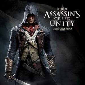 Assassin's Creed Unity - Calendars 2018 on EuroPosters