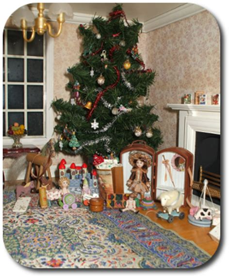 cdhm  miniature  imag featured dollhouse december