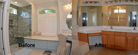 Venice Florida Master Bath Remodel Project  Kitchen And