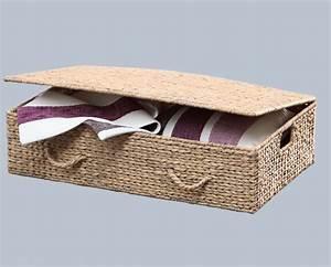 Rangement Sous Le Lit : coffre dessous de lit becquet ~ Farleysfitness.com Idées de Décoration