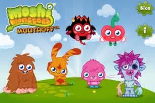 Moshi Monsters Games
