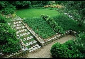 Idées Allée De Jardin : am nager une all e de jardin en pente quelles sont les solutions possibles ~ Melissatoandfro.com Idées de Décoration
