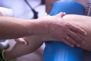 Physical Therapy Physiotherapy Stock Photo