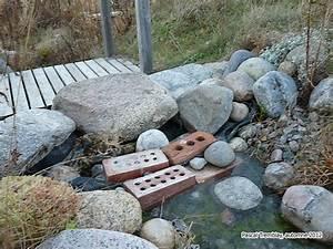 Hivernage Bassin Exterieur : awesome bassin de jardin hivernage images design trends ~ Premium-room.com Idées de Décoration