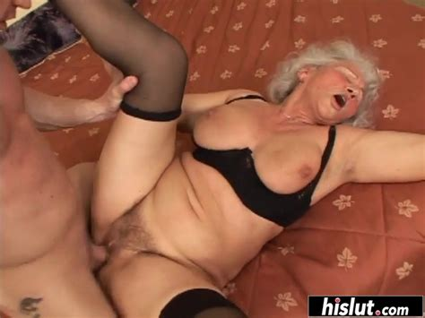 Norma Is A Granny Who Is Addicted To Creampies On Gotporn