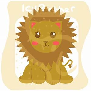 Chibi Lion by IcyPanther1 on DeviantArt