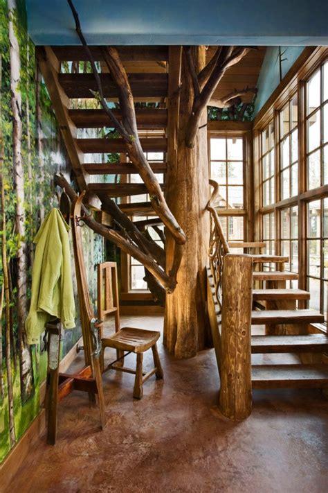 splendid rustic staircase designs  inspire   ideas