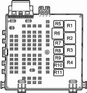2003 2012 saab 9 3 mk2 fuse box diagram fuse diagram With saab fuse panel diagram