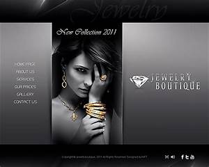Get Jewelry Boutique Web Theme From 12 26 2014 01 01