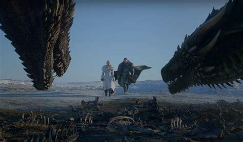 Game Of Thrones Season 8 Trailer Has Jon And Daenerys