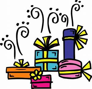 Birthday Presents Clip Art For Adults - ClipArt Best