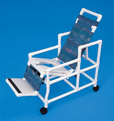 Geri Chairs For Elderly by Pvc Reclining Shower Commode Chairs Design Bookmark 10933