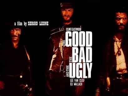 Ugly Bad Wallpapers Clint Eastwood Anniversary Film