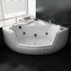 Baignoire D Angle Balneo 140x140 by Seattle Baignoire Baln 233 O D Angle Whirlpool 38 Jets Jets Angles And D
