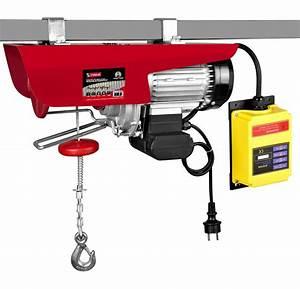 Palan Electrique 220v : palan lectrique sans fil robuste 125 250 kg treuil ~ Edinachiropracticcenter.com Idées de Décoration