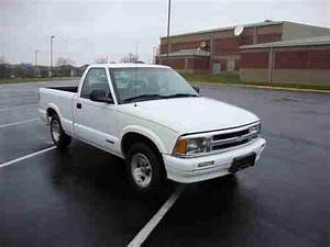 Sell Used 1997 Chevrolet S10 Ls Standard Cab Pickup 2