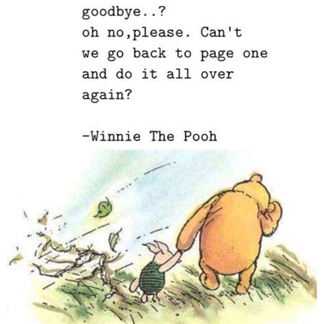 life lessons  winnie  pooh