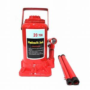 40000lbs 20 Ton Hydraulic Bottle Jack Automotive Shop