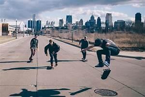 Hart Lines Detroit Skateboarding Scene
