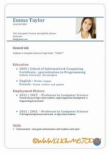 european cv format pdf reportd402webfc2com With cv pdf download