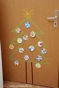 Fensterdeko Weihnachten Kinder : masking tape diy weihnachtsbaum diy basteln f r weihnachten pinterest weihnachten ~ Yasmunasinghe.com Haus und Dekorationen