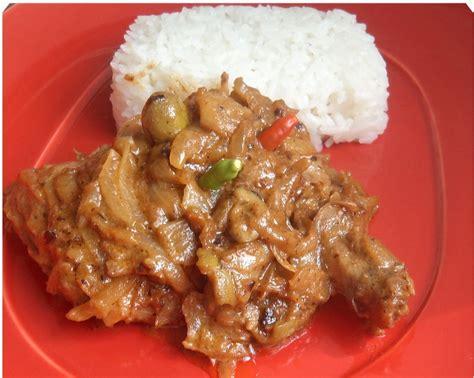 recette de cuisine africaine malienne yassa au poulet recettes africaines