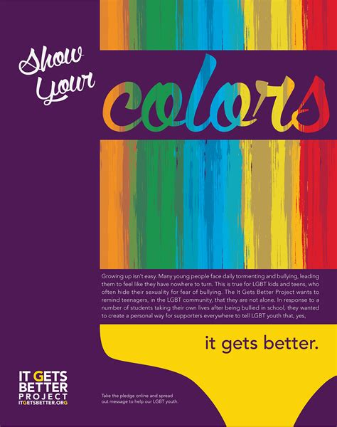 LGBT Poster on Behance