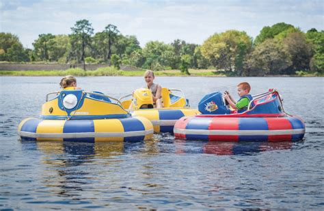 Paddle Boats Orlando Florida by Inn Club Vacations At Orange Lake Resort