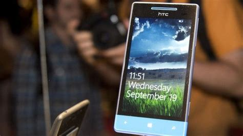 htc chief confident of new windows phone handsets