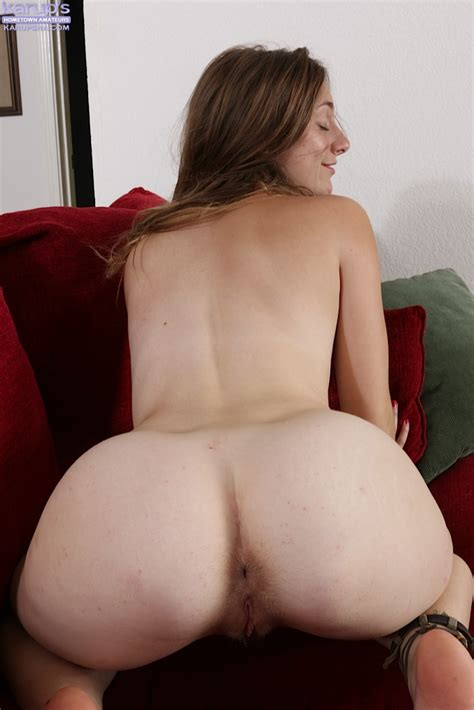 Lilith Black Loves To Play With Her Tiny Ass And Tits And