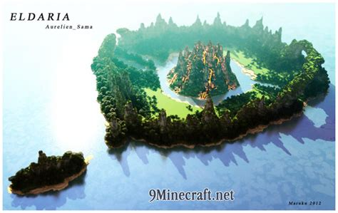 eldaria map   minecraft minecraftnet