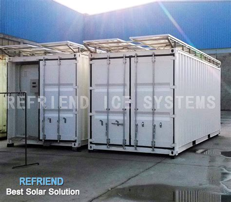 container chambre froide solar power container chambre froide photo sur fr made in