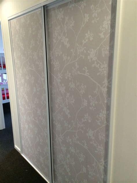 wallpaper wardrobe doors great   hallway wallpaper