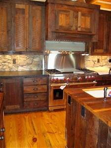 best 25 barn wood cabinets ideas on pinterest rustic With barn wood style kitchen cabinets