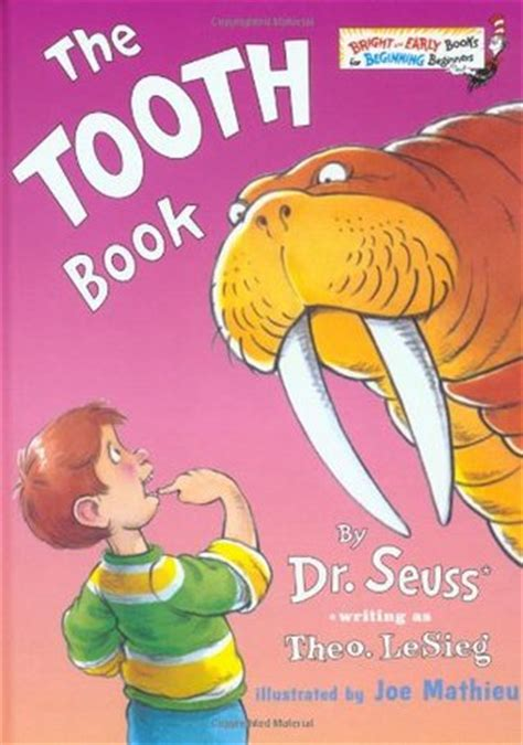 tooth book  theo lesieg