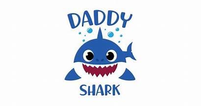 Shark Daddy Song Clip Birthday Father Teepublic