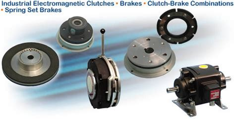 electromagnetic brakes  clutches electromagnetic clutch  brake distributor channel