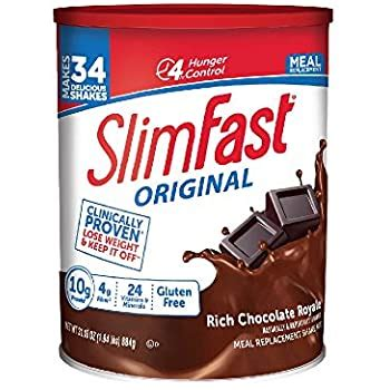 Amazon.com: Slim-Fast! 3-2-1 Ready To Drink, Low Carb