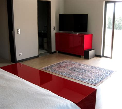 meuble tv chambre meuble tele pour chambre antique brillant noir fonc noyer
