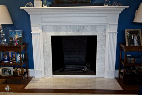 Decor How To Choose A Good Wood Fireplace Surround Room