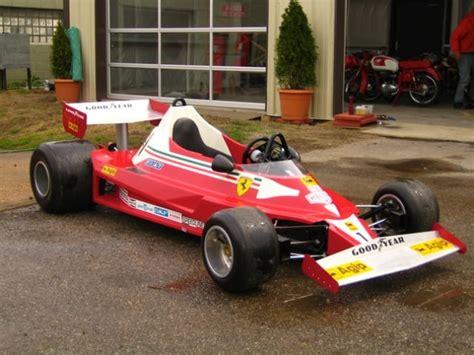 mini champ ferrari   formula   kart scd motors