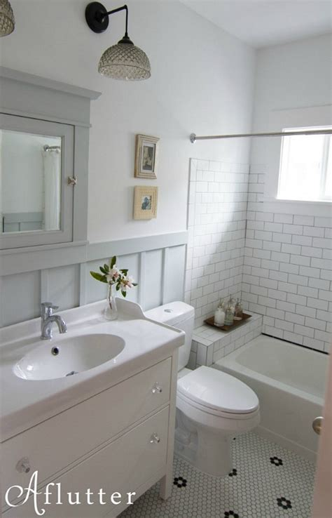 small bungalow bathroom makeover hooked  houses