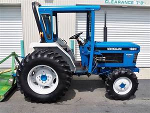 Ford New Holland Farm Tractor Owners Service And Repair