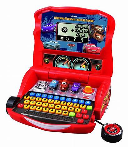 Laptop Cars Disney Learning Toys Vtech Mcqueen