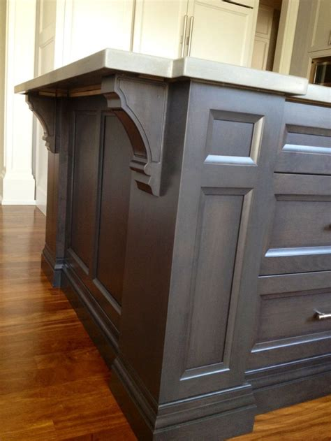 gray stained kitchen cabinets gray stain maple cabinets google search lake forest