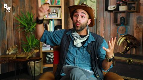 Coyote Peterson - CHOMPED by a Tiny Monkey! | Facebook